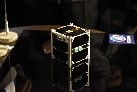 ESTCube-1 delivered to launch provider in January 2013